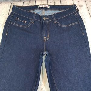 J Brand High Rise Straight Leg Jeans Size 31